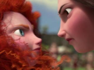 Brave: Merida's Brave Story (French Subtitled)
