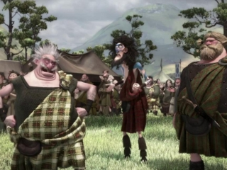 Brave: Kilt (French Subtitled)