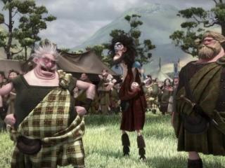 Brave: Kilt (French Subtitled)