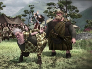 Brave: Kilt (French)
