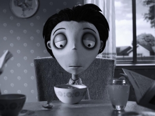 Frankenweenie Homeage