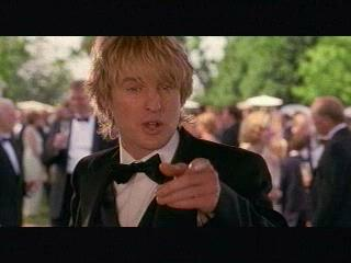 Wedding Crashers Scene Youre Psychic