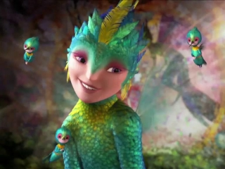Rise Of The Guardians Australian Trailer 2