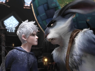 Rise Of The Guardians Romanian Trailer 5
