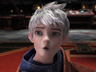 Rise Of The Guardians Hebrew Trailer 5