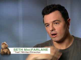 Ted Seth Macfarlane Is Ted Featurette Uk