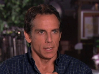 The Watch Ben Stiller On His Character Evan