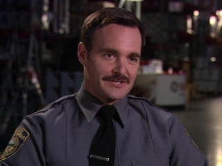 The Watch Will Forte On Working With The Cast