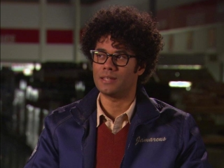 The Watch Richard Ayoade On His Role