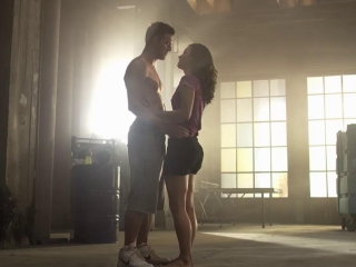 Step Up Revolution Emily And Sean Practice In Dance Studio