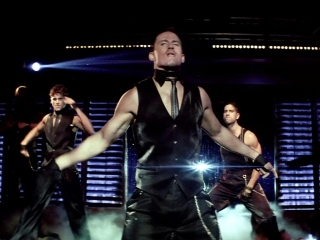 Magic Mike Raining Men German