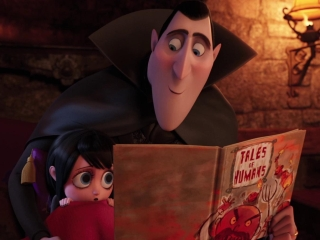 Hotel Transylvania German Trailer 2