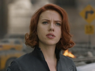 Marvels The Avengers Black Widow German