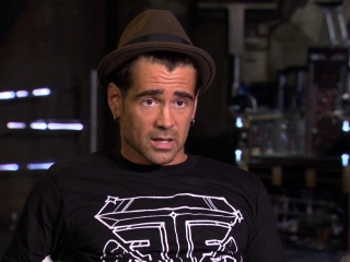 Total Recall Colin Farrell On His Characters Struggle
