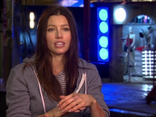 Total Recall Jessica Biel On How Physically Challanging The Role Was