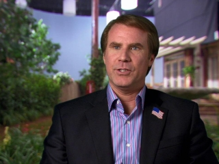The Campaign Will Ferrell On The Genesis Of The Film