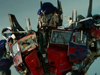 Transformers Revenge Of The Fallen German Trailer 3