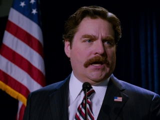 The Campaign: Marty Huggins' Campaign Ad