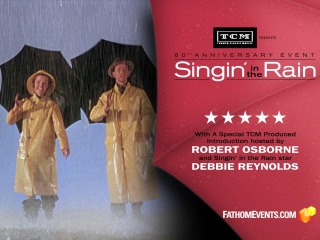Singin In The Rain 60th Anniversary Event
