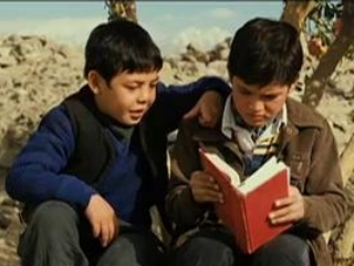 What was the friendship between Amir and Hassan like in The Kite Runner?