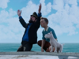 The Adventures Of Tintin Australian Trailer 13
