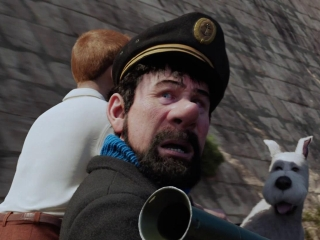 The Adventures Of Tintin Mandarin Trailer 13