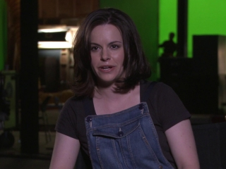 Cosmopolis Emily Hampshire Setting Up Character