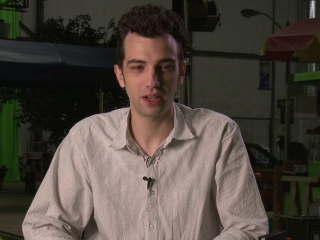 Cosmopolis Jay Baruchel On His Character - Cosmopolis - Flixster Video