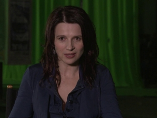 Cosmopolis Juliette Binoche On Emotions - Cosmopolis - Flixster Video