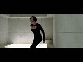 Aeon Flux Scene Jail Break