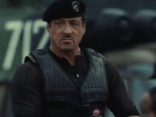 The Expendables 2 Action Legends Together In One Scene German