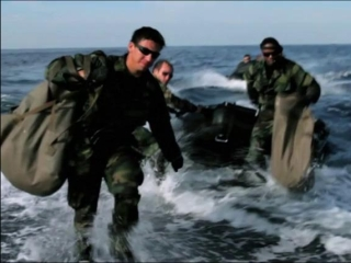 Act Of Valor Navy Seals Steigen Ins U-boot Ein