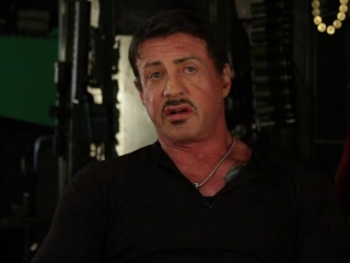 The Expendables 2 Featurette 2 German