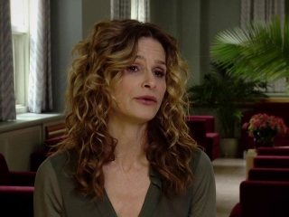 The Possession Kyra Sedgwick On Her Character - The Possession - Flixster Video
