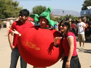 Rotten Tomatoes Goes To The 2012 Tomato Battle