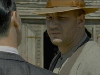 Lawless Forrest Bondurant And Charlie Rakes Meet Uk