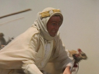 Lawrence Of Arabia Alternate Trailer