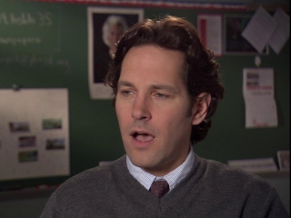 The Perks Of Being A Wallflower Paul Rudd On His Relationship With Charlie
