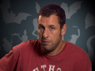 Hotel Transylvania Adam Sandler On The Story
