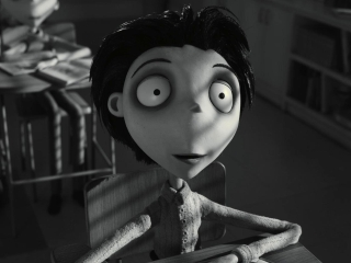Frankenweenie Lightning