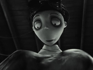 Frankenweenie Sparky Is Alive Uk