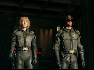 Dredd 3d Dredds Gear Featurette