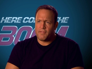 Here Comes The Boom Kevin James On His Characters Story