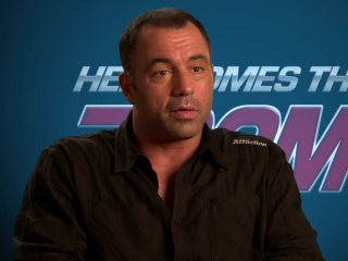 Here Comes The Boom Joe Rogan On His Relationship With Kevin James
