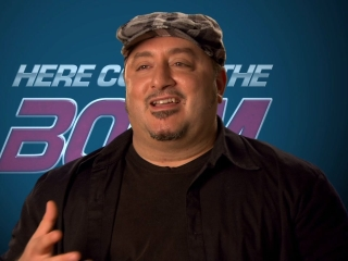 Here Comes The Boom Frank Coraci On The Cast