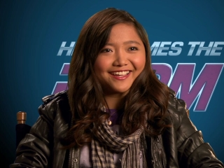 Here Comes The Boom Charice On Her Character
