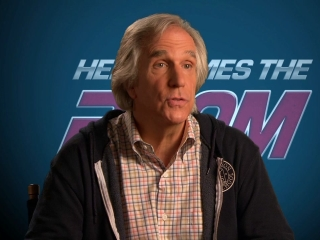 Here Comes The Boom Henry Winkler On His Characters Name