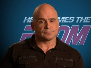 Here Comes The Boom Bas Rutten On His Character