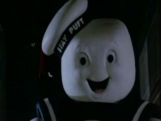 Scene Stay Puft Marshmallow Man