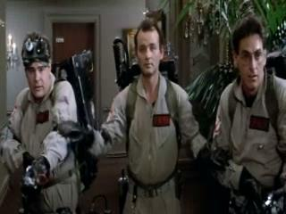 Ghostbusters Scene We Thought You Were Someone Else